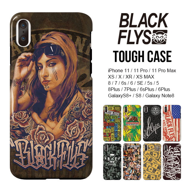 quality design c5e49 3b8a1 Smartphone case BLACKFLYS shock tough case [iPhone case iPhone7 iPhoneX  iPhone8 iphone8Plus iPhoneXs iPhoneXsMAX iPhoneXR SE eyephone 7 eyephone 8  ...