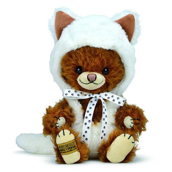 【新入荷】メリーソート 世界限定チーキー テディベアジンジャーキトゥンあす楽対応 即日発送可ぬいぐるみ かわいい ねこ 変身 猫