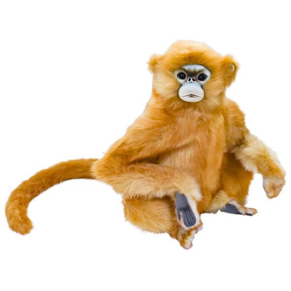 ハンサ【HANSA】ぬいぐるみシシバナザル47 さる 猿