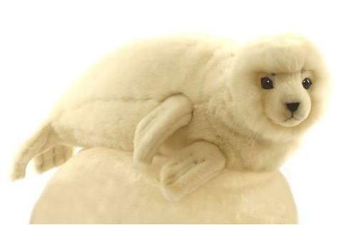 ハンサ【HANSA】ぬいぐるみアザラシ62cm