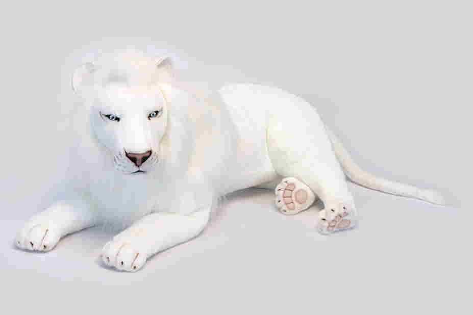 特大 ぬいぐるみ 信憑 もちもち ふわふわ リアルアニマル 動物 そっくり 只今在庫切れ 次回入荷は4月の予定 HANSA ハンサ セール価格 大人気 ぬいぐるみホワイトライオン100cm