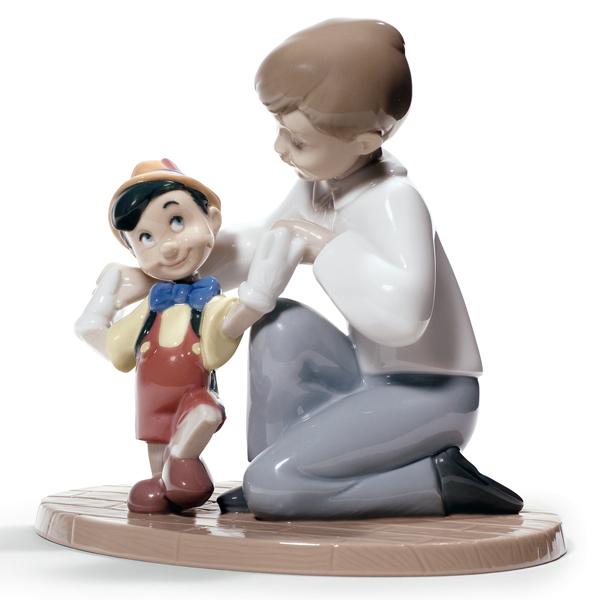 【NAO】ディズニーコレクションがんばれピノキオ!