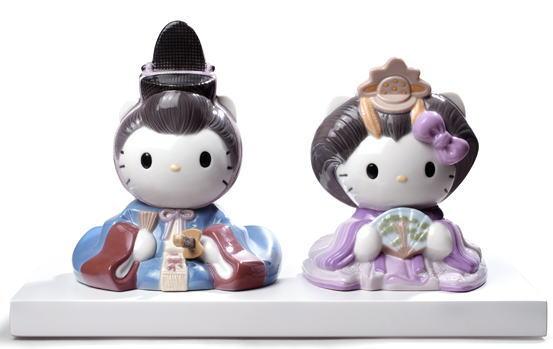 【NAO】ハローキティ雛人形