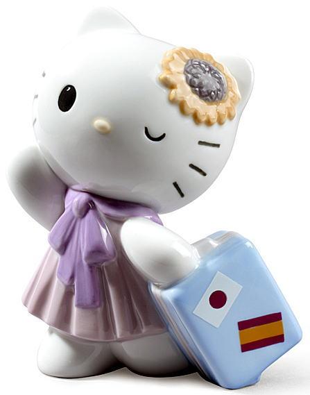 【NAO】ハローキティとスペインに行こう!