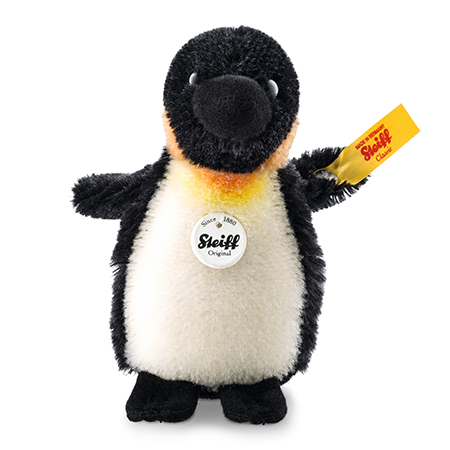 <title>送料無料 シュタイフ正規販売店 Steiff シュタイフ 超歓迎された 定番商品ペンギンのラリ</title>