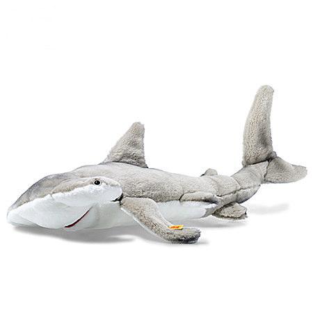 【シュタイフ正規販売店】Steiff シュタイフ 定番商品シュモクザメのサム