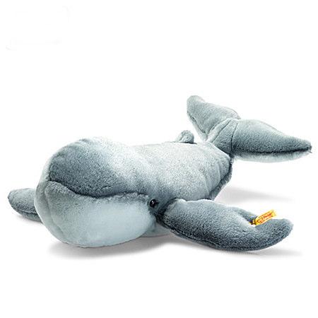【シュタイフ正規販売店】Steiff シュタイフ 定番商品クジラのブルー