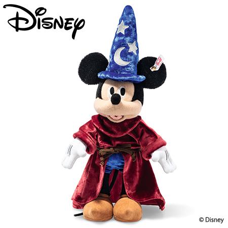 【シュタイフ正規販売店】Steiff シュタイフ 世界限定ミッキーマウス 魔法使いの弟子