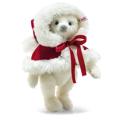 【シュタイフ正規販売店】Steiff シュタイフ 世界限定クリスマステディベア 二コラ