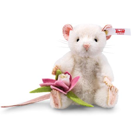 【シュタイフ正規販売店】Steiff シュタイフ 世界限定リジー マウス