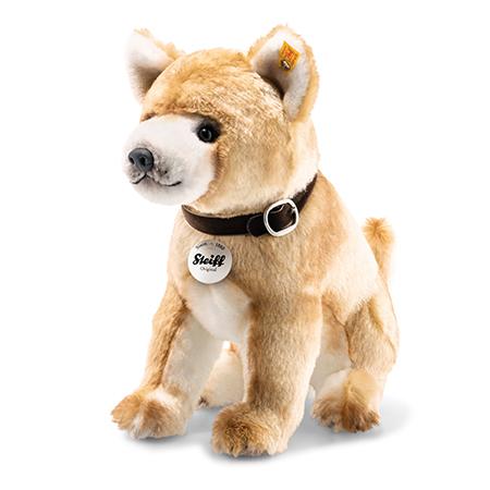 【シュタイフ正規販売店】Steiff シュタイフ 定番商品柴犬のパコ
