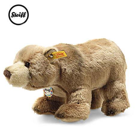 【シュタイフ正規販売店】Steiff シュタイフ 定番商品 バックインタイム クマのベアリー28cm (New)