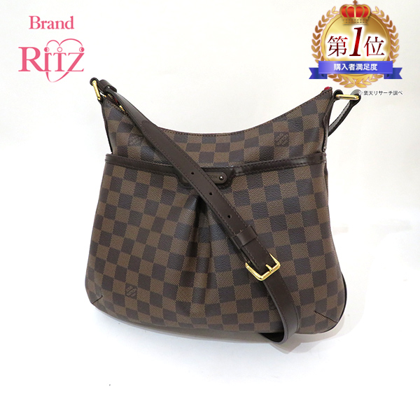 7709f4a43e44 A one rank improves casual coordinates by the stylish design which does not  come of boredom that bloom Berri PM had from ダミエライン of Louis Vuitton.