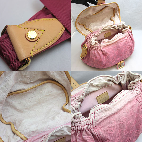 91ee7fa0c15d7 It is the bag that beautiful gradation of ♪ rose color that