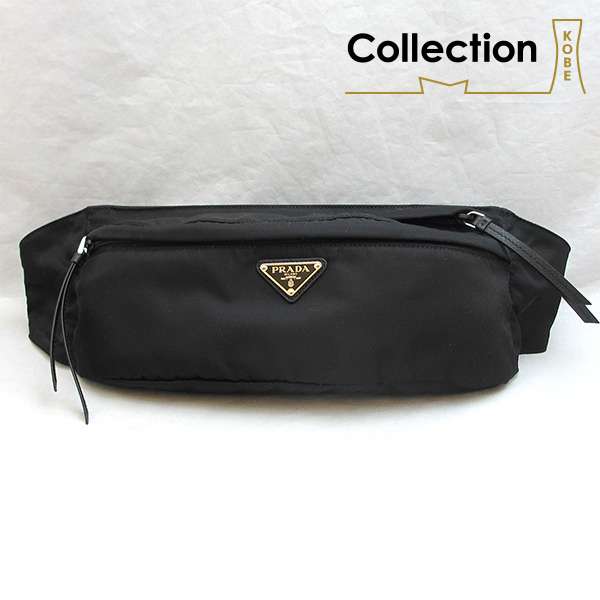 9d54faaf108b It is bum-bag of ♪ compact size that Prada