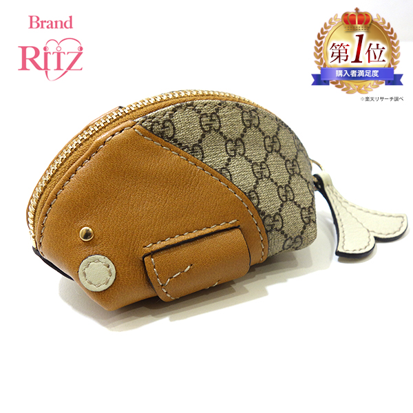 a6dfe3255 Tea system 256862 lady's GUCCI used goods of used Gucci accessory portico  in case coin purse ...
