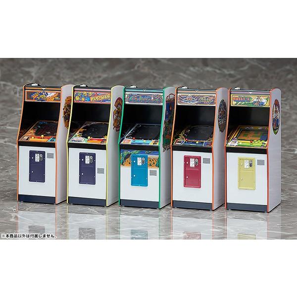 【送料無料】namco アーケードゲームマシンコレクション 全5種セット 1/12スケール ABS製 塗装済み完成品フィギュア 【佐川急便出荷】