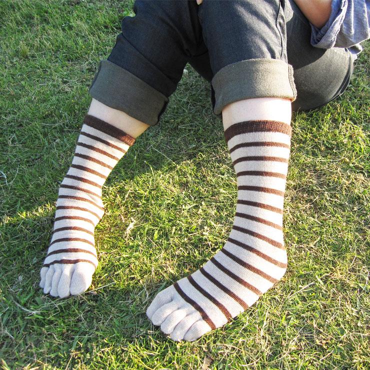 ネコポス便の場合5足まで梱包可能 レディース 5本指 靴下 ソックス おまかせ カジュアル アソート 五本指ソックス 五本指 スニーカー(01535)