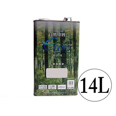 【送料無料】 ユーロミツロウオイル(オイルワックス) (euro) [14L] 大阪塗料