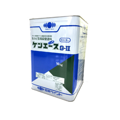 【送料無料】 ニッペ ケンエースG-2 ND-490 [16kg] 日本ペイント 淡彩色 つや消しND色