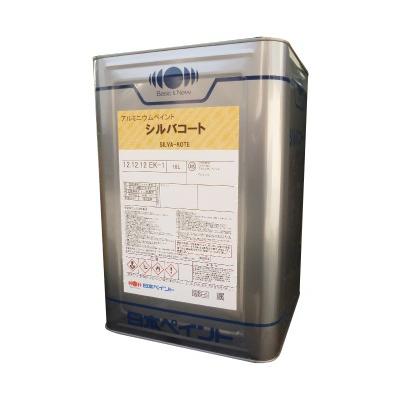 【送料無料】 ニッペ シルバコート [16L] 日本ペイント