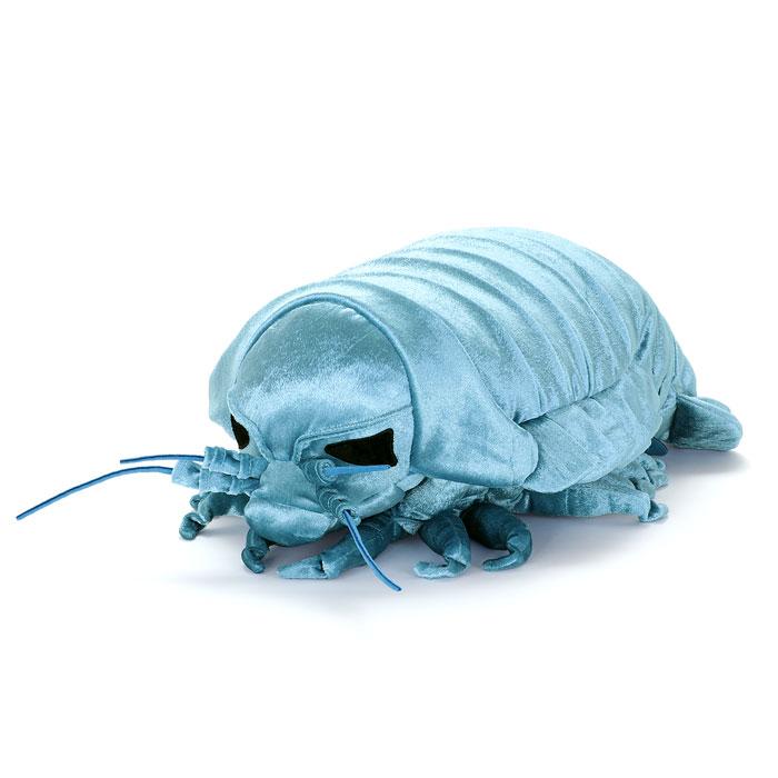 ダイオウグソクムシ 動物 ぬいぐるみ 深海生物 大型
