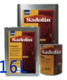 【送料無料】サドリン エナメル 16L 各色 油性木部保護着色塗料 木部用塗料玄々化学