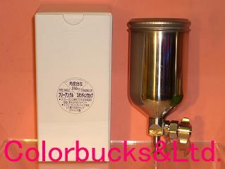 恵宏 通販 激安◆ エコー フリーアングル 送料0円 スタンディングFASC-250 ステンレス塗料カップ G1 4 250cc
