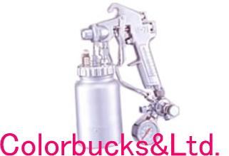 【SGD-71】【送料無料】ANEST IWATA アネスト岩田SGD-71 乱糸ガンMEDEA アネスト岩田キャンベル CAMPBELL※この商品には400mlのカップ(PC-17R)が付属しています