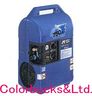 【OFP-041C】ANEST IWATA アネスト岩田エアーコンプレッサー OFP-041CPシリーズ パッケージタイプ(ハンディコンパック)100V仕様アネスト岩田キャンベル CAMPBELL横に置いた状態で使用してください。