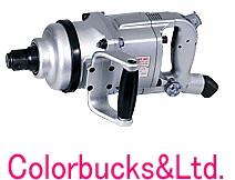 【SI-3810S】信濃機販 インパクトレンチツインハンマー式最大トルク:1470Nm 差込角25.4mm