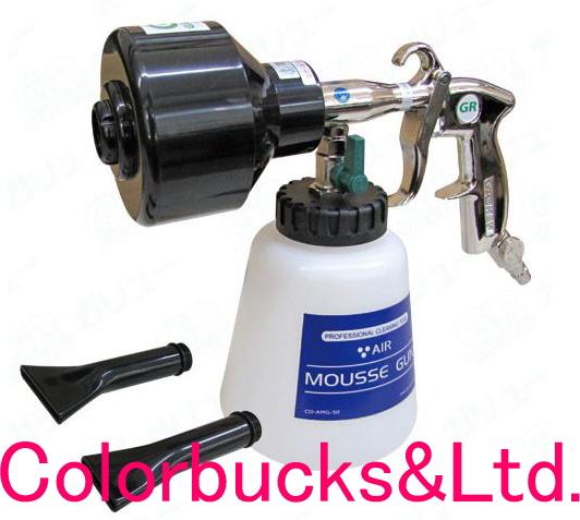 【CD-AMG-W】【送料無料】洗車に最適GA-REW ガリューエアームースガン広角ノズル仕様 CD-AMG-W良質のムース状の泡を発射・噴射●薬剤泡の塗布●泡による洗浄【CD-AMG-50の広角ノズル仕様です】CD-AMG50が生まれ変わりました。