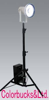 NEWサンシャイン K-6500H【送料無料】BIC TOOL ビックツールNEWサンシャイン K-6500H全長2.2メートル(ライト部含む)100/200V・50/60Hz対応調色、検査のための光源