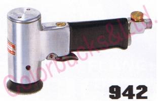 【942 MP】コンパクトツールミニダブルアクション・サンダー 45パイマジック式パッド・非吸塵タイプ
