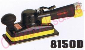 【8150D MP】 【送料無料】コンパクトツールストレートサンダー 74×175マジック式パッド・吸塵タイプシリーズエア駆動