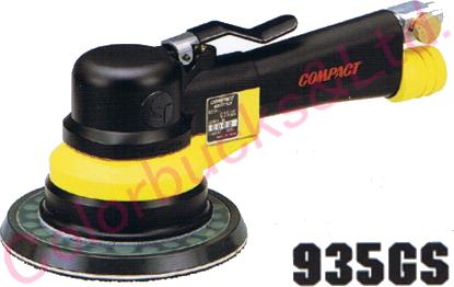 最新のデザイン 【935GS MP/LP】 【送料無料】コンパクトツールギアアクションサンダーマジック式/のり式パッド・吸塵タイプシリーズエア駆動:Colorbucks カラーバックス-DIY・工具