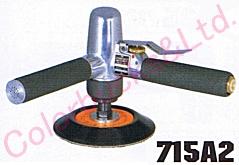 【715A2】 【送料無料】コンパクトツールバーティカルポリッシャー 123パイエアーポリッシャー