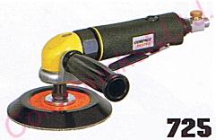 【725】コンパクトツール 低速アングルポリッシャー 123パイエアーポリッシャー