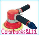 新着商品 ギアタイプパッドサイズ:140mmパイ バフサイズ:165mmパイ:Colorbucks カラーバックス / 【SI-2415】信濃機販 Shinanoギア・ポリッシャー-DIY・工具