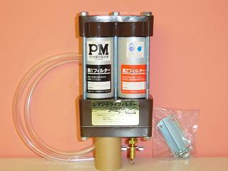 【国産】 前田シェルサービスレマン・ドライフィルター M-105-3一般エアー機器、産業エアー機器用エアーフィルター:Colorbucks カラーバックス-DIY・工具
