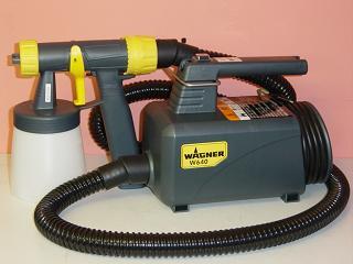 W640 W-640 저압 전기 스프레이건 WAGNER 일본 바그너 HVLP 더운 저압 페인트 기계 파인 코트 총 W640 압축기 불필요. 100V 전원 HVLP 더운 저압 스프레이건 수성 코팅 OK