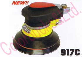 【917C MP/LP】 コンパクトツールダブルアクション・サンダー 123パイマジック式/のり式パッド・非吸塵タイプ