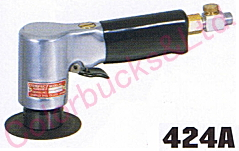 送料無料 424A コンパクトツール 100mmジスクサンダー お求めやすく価格改定 100パイ 贈物