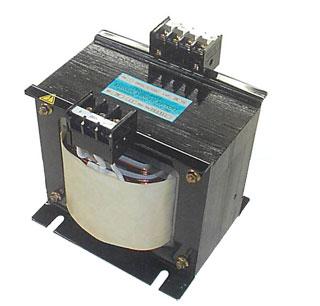 KS3k-42 単相 乾式 変圧器 複巻 400V/200V 容量3kVA 汎用型トランス
