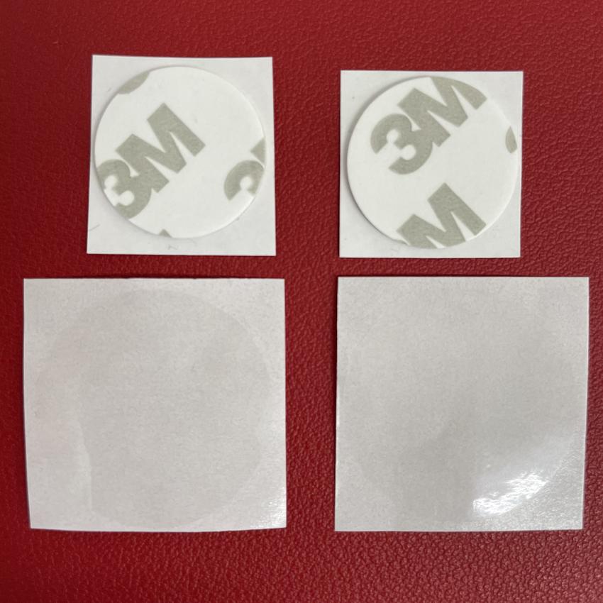 スマホリング 貼り付け付属品 3Mテープ 透明補強シール スーパーセール期間限定 2枚 新発売