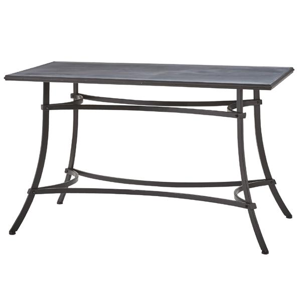 テーブル ダイニングテーブル ( 送料無料 ダイニング 食卓 スチール製 リビングテーブル スチールフレーム 食卓テーブル デスク ワークスペース 4人掛け )【4500円以上送料無料】