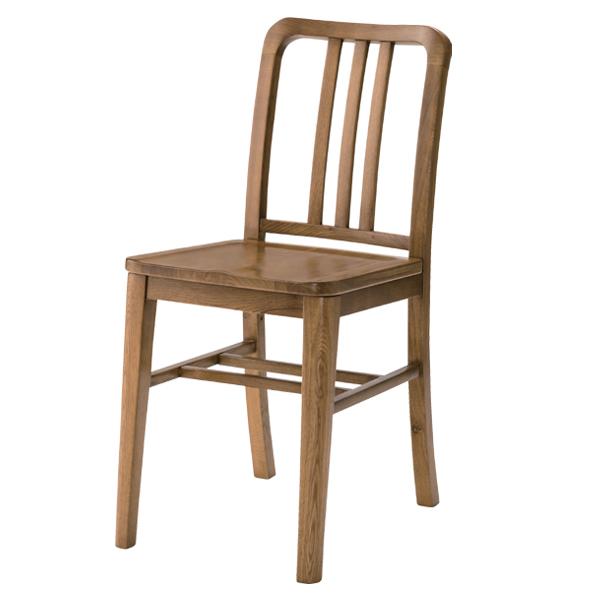 ダイニングチェア 天然木 クーパス 座面高45cm ( 送料無料 椅子 イス いす チェア チェアー ダイニングチェアー 食卓椅子 リビングチェア ウッドチェア 北欧 食卓 木製 オーク )【4500円以上送料無料】
