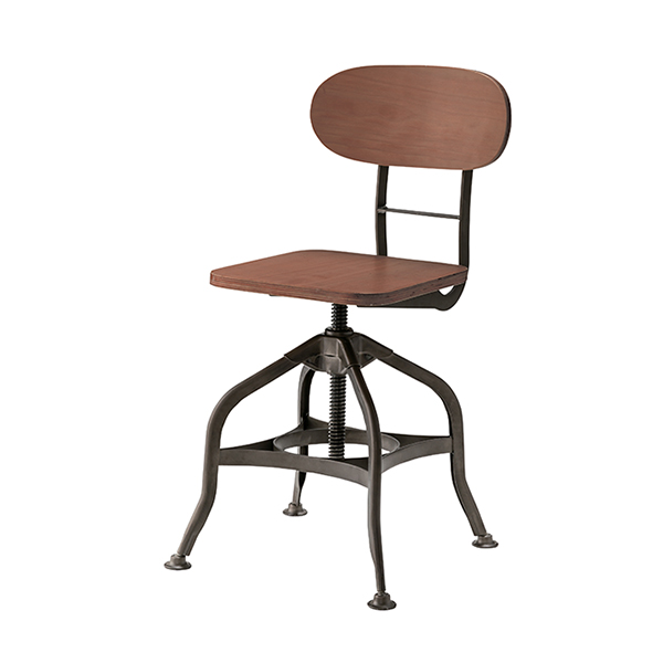 ダイニングチェア スチールフレーム 回転椅子 座面高40~59cm ( 送料無料 イス いす チェア チェアー 回転椅子 ダイニングチェアー 食卓椅子 リビングチェア カウンターチェアー バーチェア バーチェアー )【4500円以上送料無料】