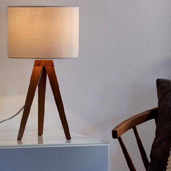 テーブルライト 北欧 LuCerca TRIPOD ( 送料無料 照明 おしゃれ テーブル LED 電気 モダンライト デスクライト 照明器具 テーブル照明 ) 【4500円以上送料無料】