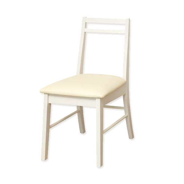 デスクチェア 椅子 木製 ine reno 座面高45cm ( 送料無料 イス チェア チェアー ダイニングチェアー 天然木 木製 白家具 シンプル シンプルモダン 大人かわいい )【4500円以上送料無料】